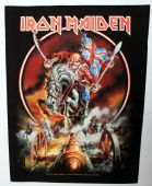 Iron Maiden - 'Maiden England' Giant Backpatch